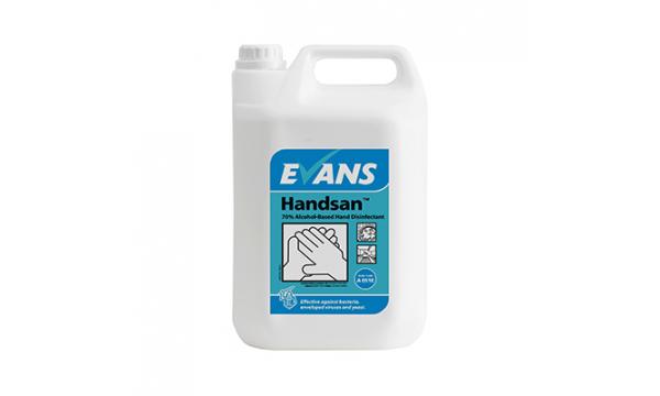 Sanitisation Gels & Liquids
